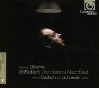 Wanderers Nachtlied als CD