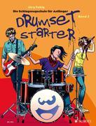 Drumset Starter. Die Schlagzeugschule für Anfänger Band 02