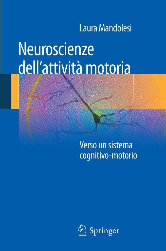 Neuroscienze dell'attività motoria als eBook pdf