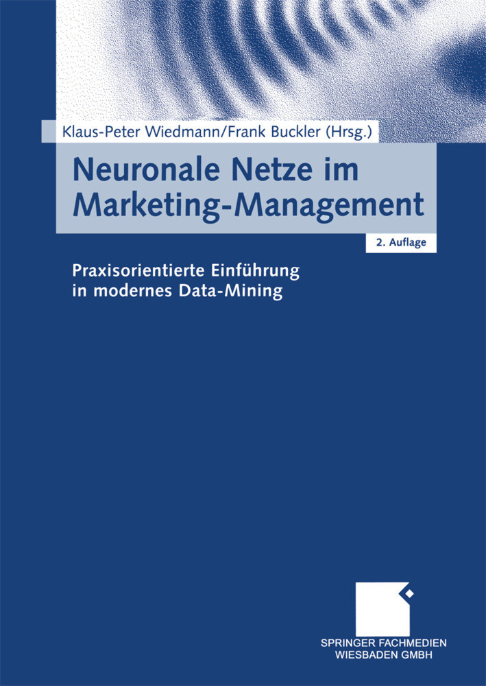 Neuronale Netze im Marketing-Management als Buch
