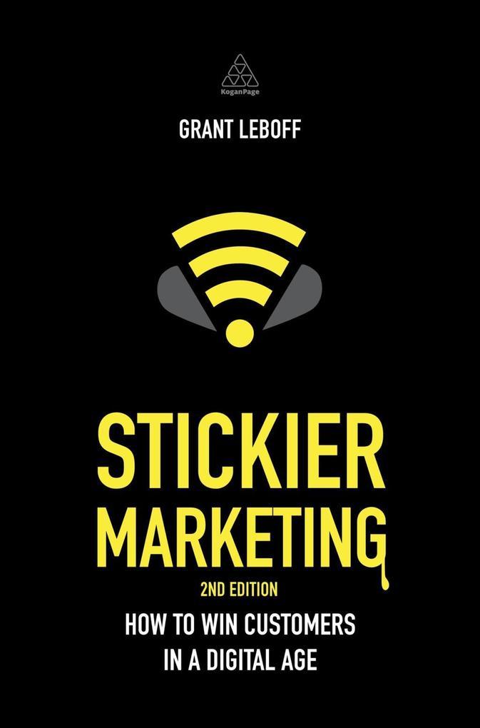 Stickier Marketing als eBook epub