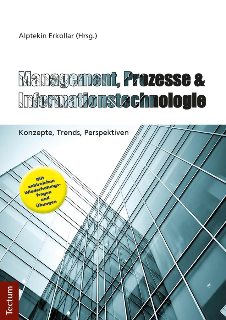Management, Prozesse & Informationstechnologie als eBook pdf
