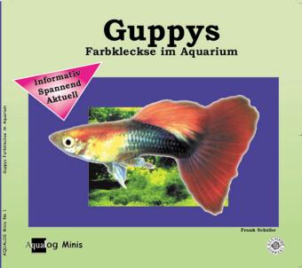Mein Guppy als Buch von Frank Schäfer