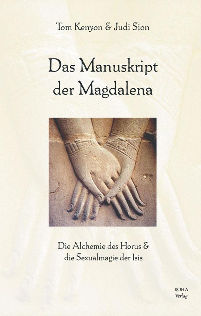 Das Manuskript der Magdalena als Buch (kartoniert)