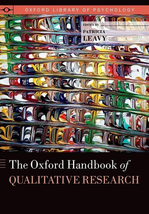 The Oxford Handbook of Qualitative Research als...