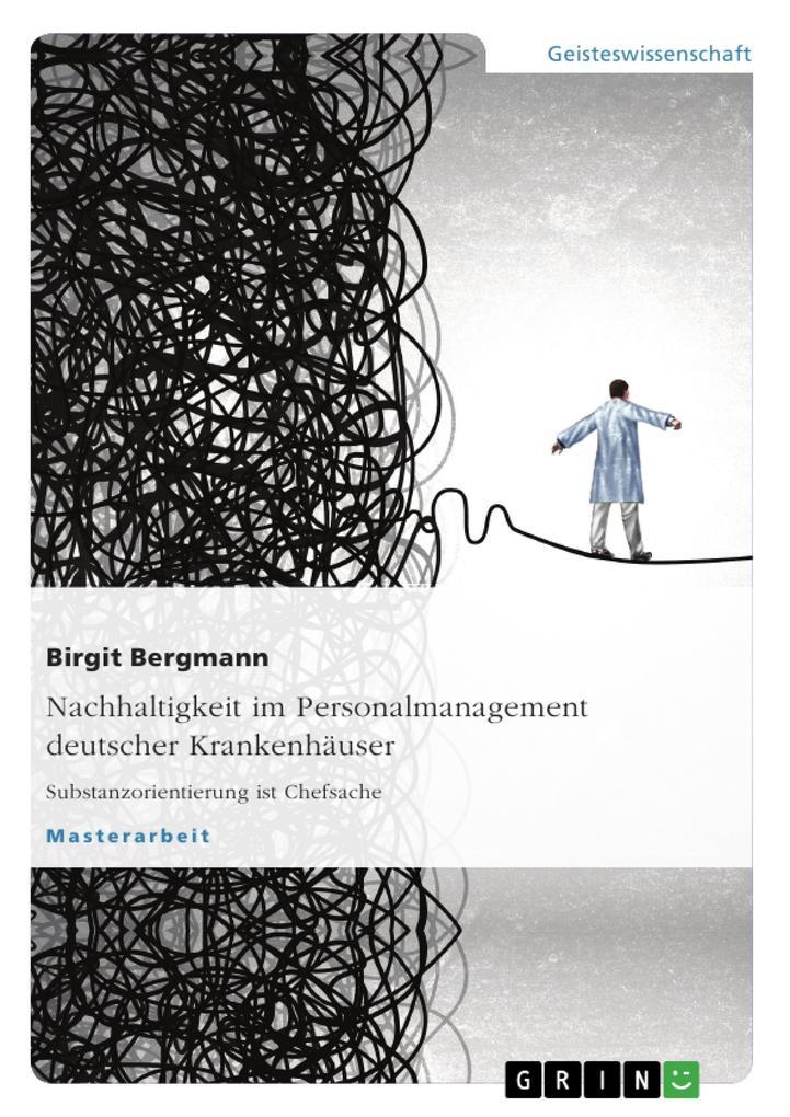Nachhaltigkeit im Personalmanagement deutscher ...