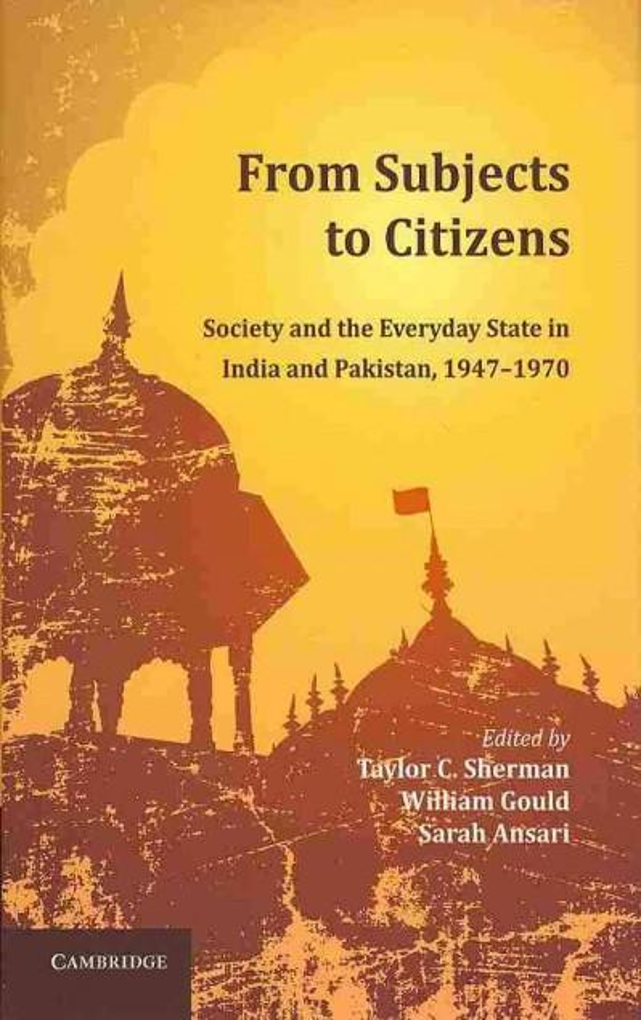 From Subjects to Citizens als Buch (gebunden)