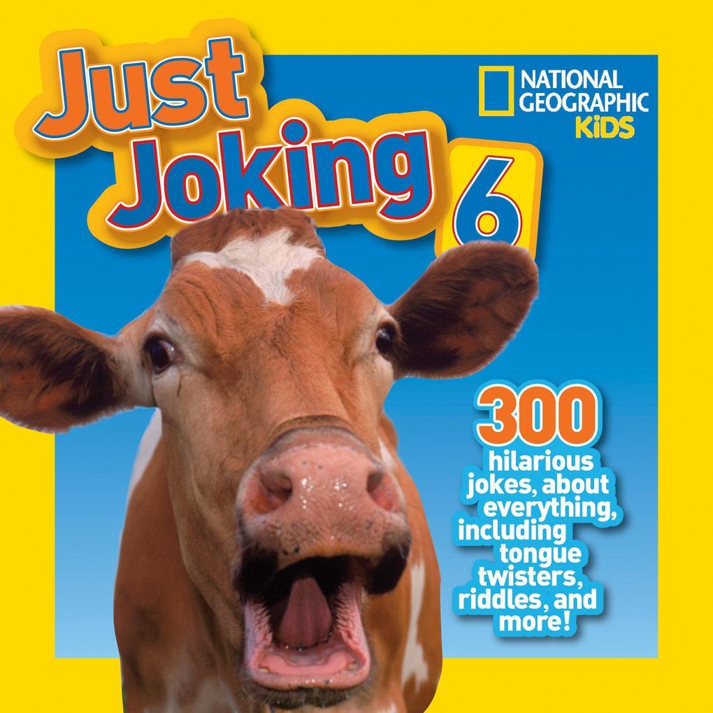 Just Joking 6 als Taschenbuch
