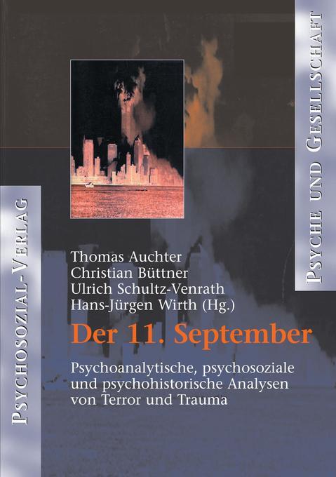 Der 11. September als Buch von Thomas Auchter, ...