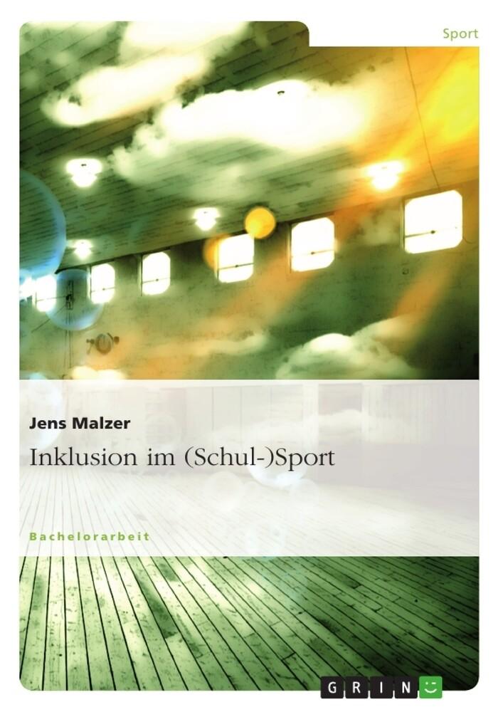 Inklusion im (Schul-)Sport als Buch von Jens Ma...