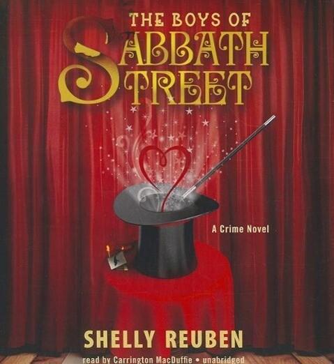 The Boys of Sabbath Street: A Crime Novel als Hörbuch CD