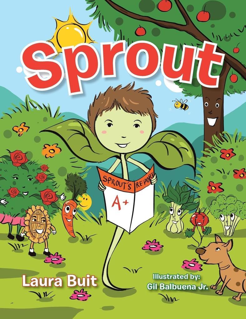 Sprout als Taschenbuch