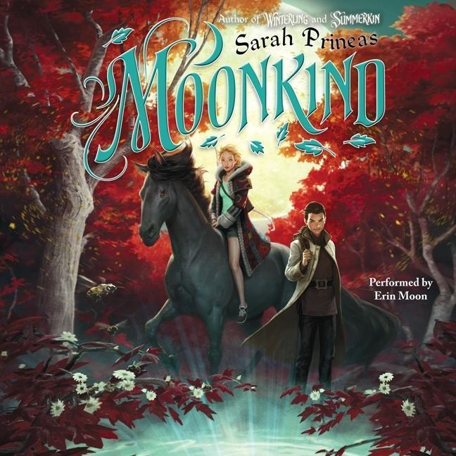 Moonkind als Hörbuch CD
