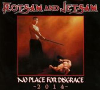 No Place for Disgrace als CD