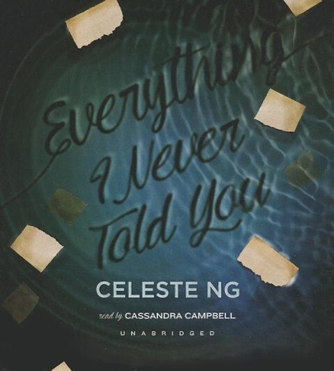 Everything I Never Told You als Hörbuch CD