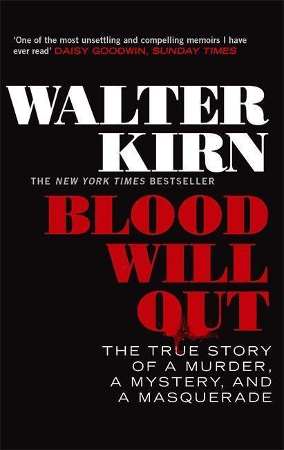 Blood Will Out als Taschenbuch
