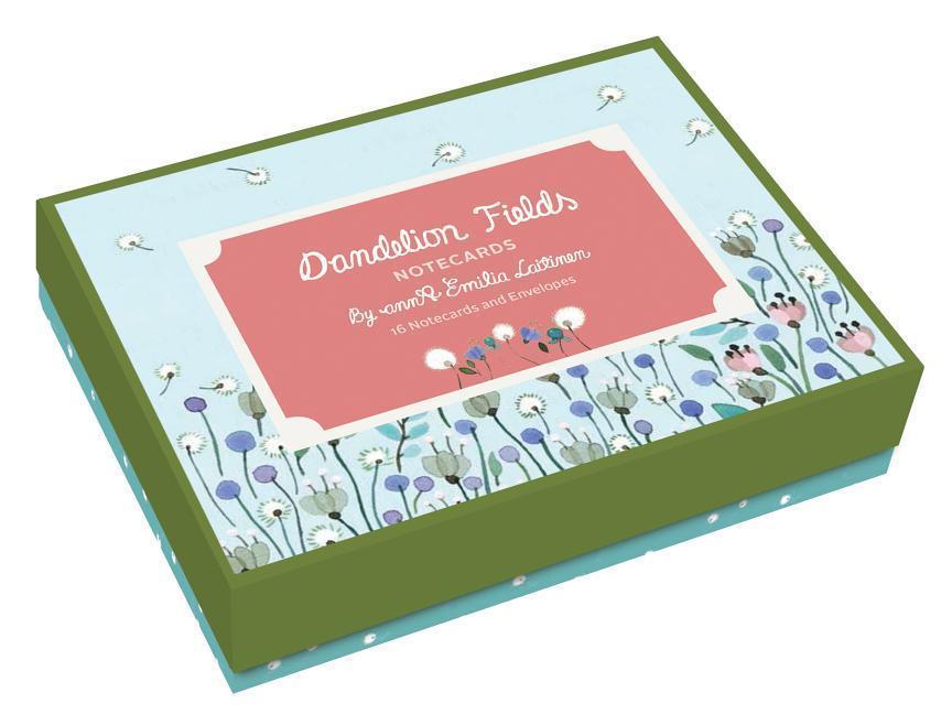 Dandelion Fields Notecards als Sonstiger Artikel