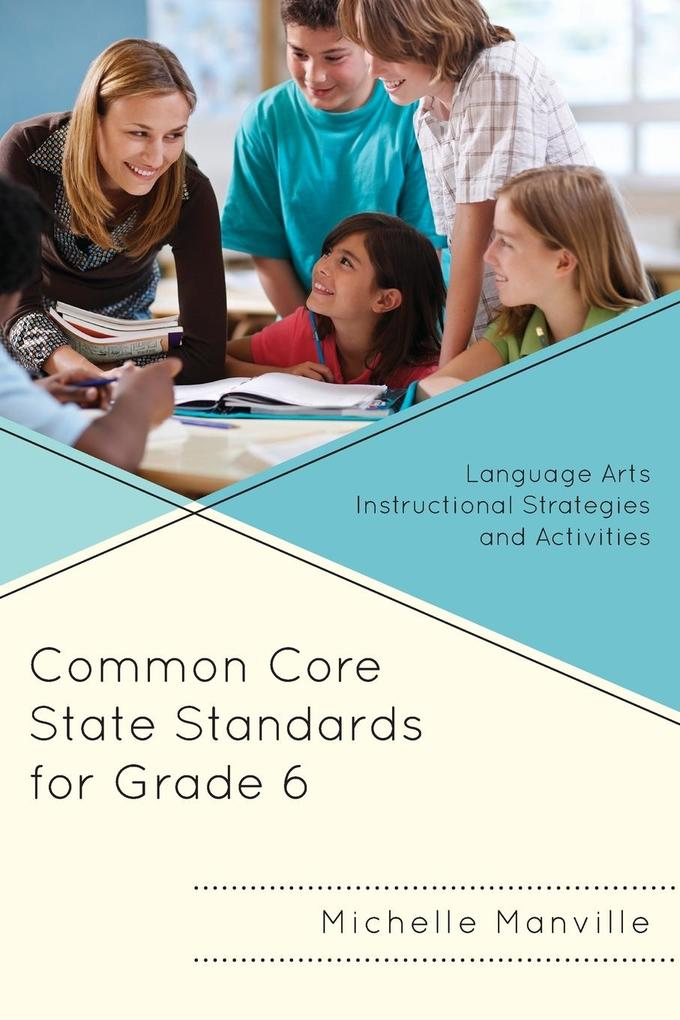 Common Core State Standards for Grade 6 als Taschenbuch
