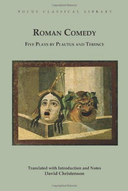 Roman Comedy: Five Plays by Plautus and Terence als Taschenbuch