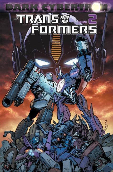Transformers Dark Cybertron Volume 2 als Taschenbuch