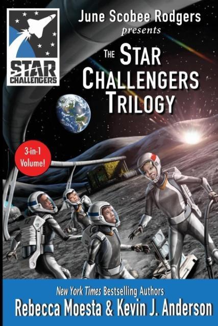 Star Challengers Trilogy als Taschenbuch