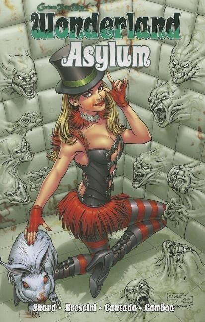 Wonderland: Asylum als Taschenbuch