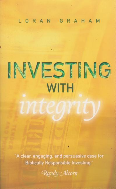 Investing with Integrity als Taschenbuch