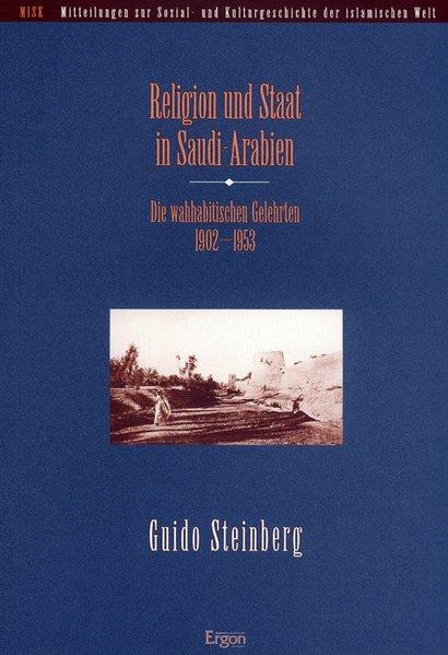 Religion und Staat in Saudi-Arabien als Buch