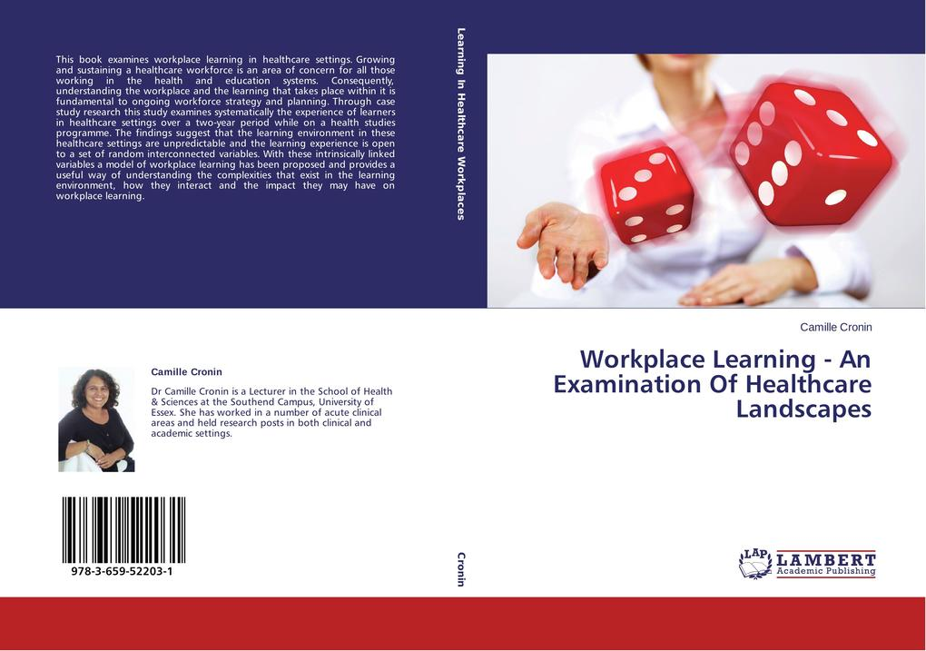 Workplace Learning - An Examination Of Healthcare Landscapes als Buch (gebunden)