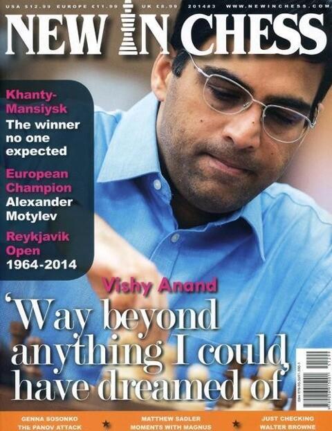 New in Chess Magazine als Taschenbuch