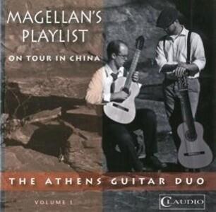 Magellan's Playlist/On Tour in China als Audio DVD