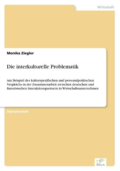 Die interkulturelle Problematik als Buch von Mo...