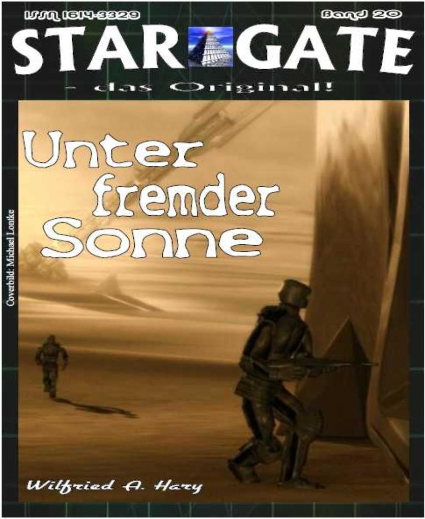 STAR GATE 020: Unter fremder Sonne als eBook epub