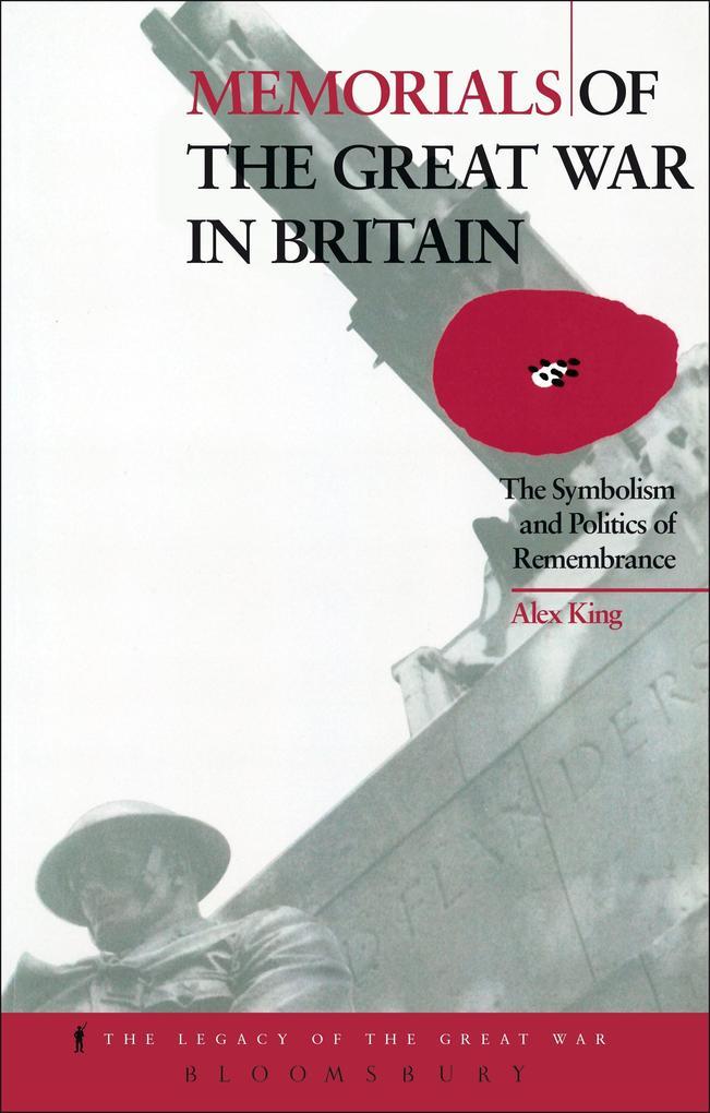 Memorials of the Great War in Britain als eBook epub