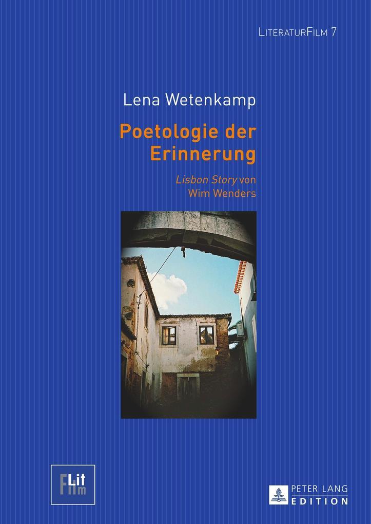 Poetologie der Erinnerung als Buch