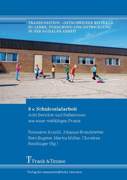8 x Schulsozialarbeit als Buch (gebunden)