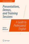 Presentations, Demos, and Training Sessions