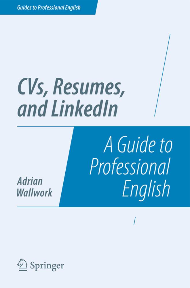 CVs, Resumes, and LinkedIn als Buch (gebunden)
