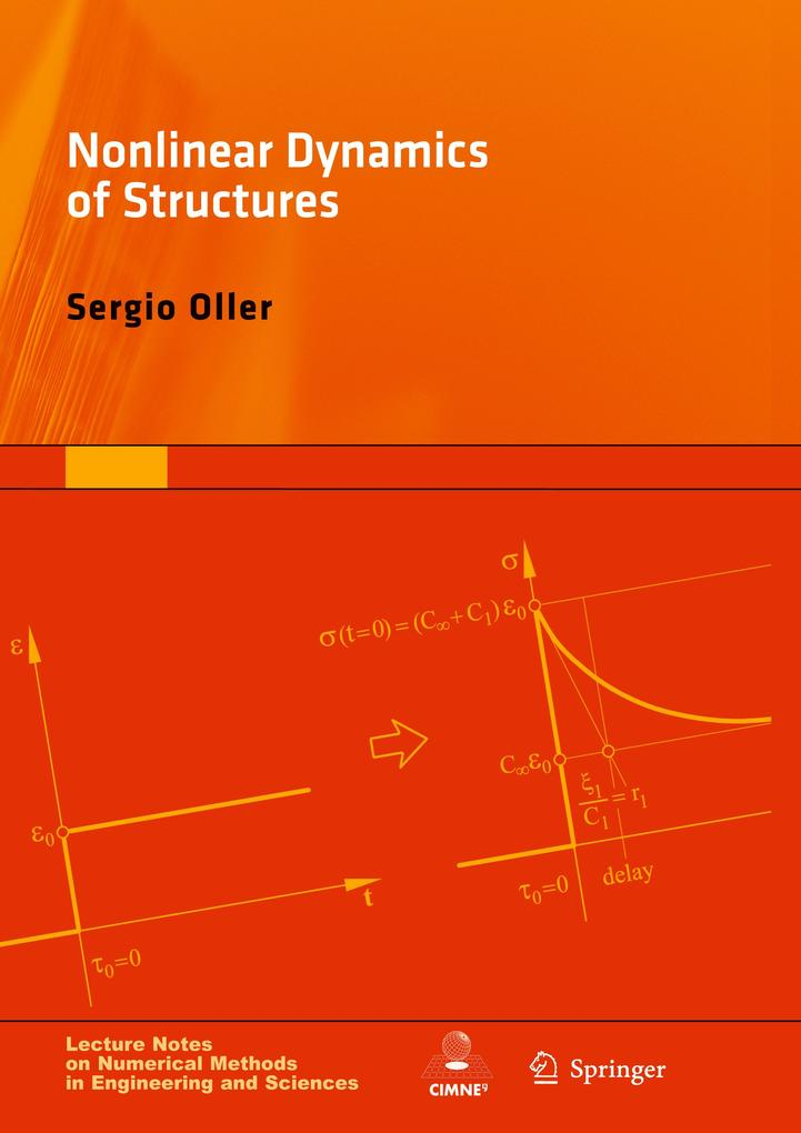 Nonlinear Dynamics of Structures als Buch (gebunden)