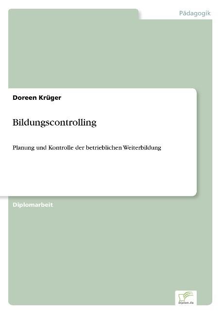 Bildungscontrolling als Buch (gebunden)