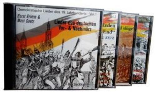Demokratische Lieder Des 19.Jahrhunderts als CD