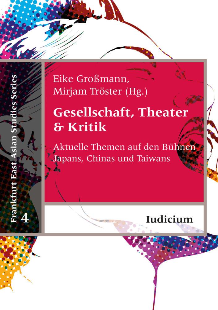 Gesellschaft, Theater & Kritik als Buch von