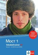 Moct 1. Vokabeltrainer A1. Überarbeitete Ausgabe. Heft + CD/MP3 + CD-ROM