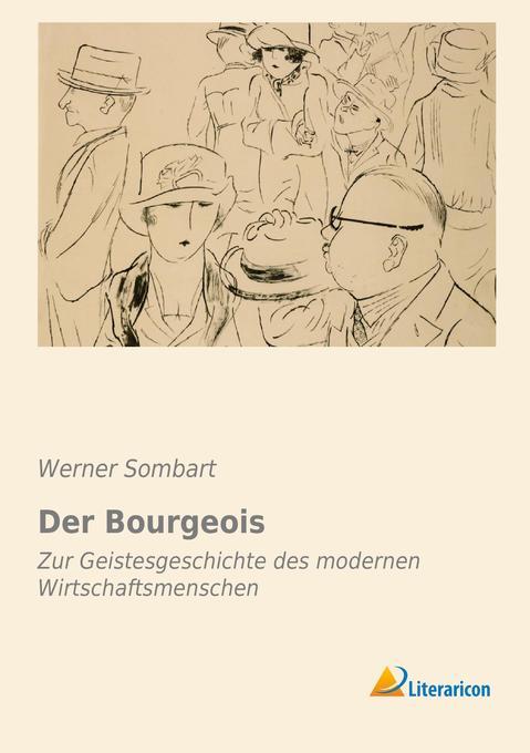 Der Bourgeois als Buch (gebunden)