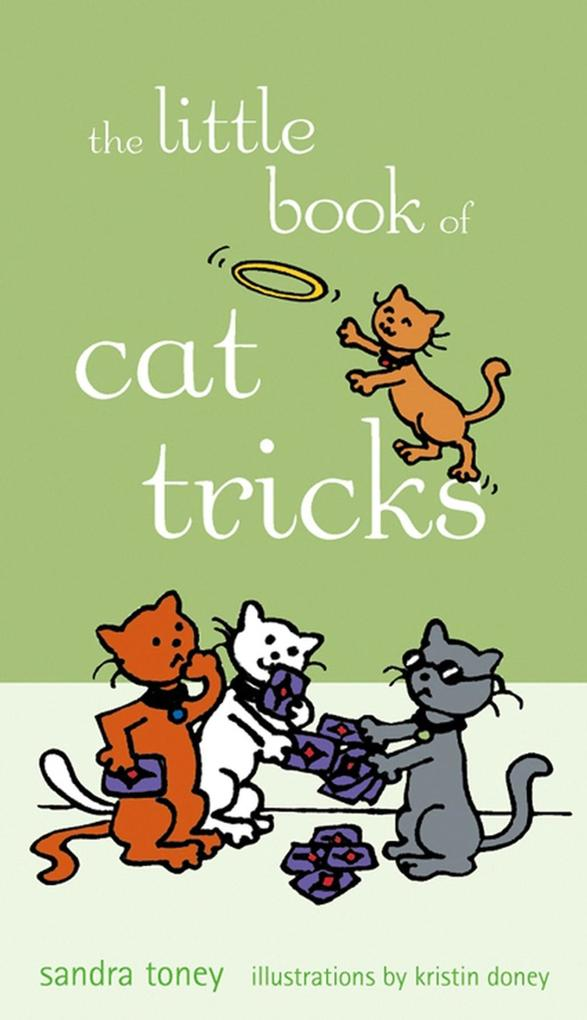 The Little Book of Cat Tricks als eBook Downloa...