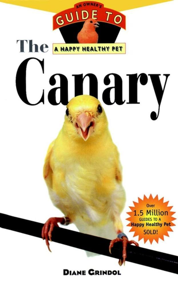 The Canary als eBook Download von Diane Grindol