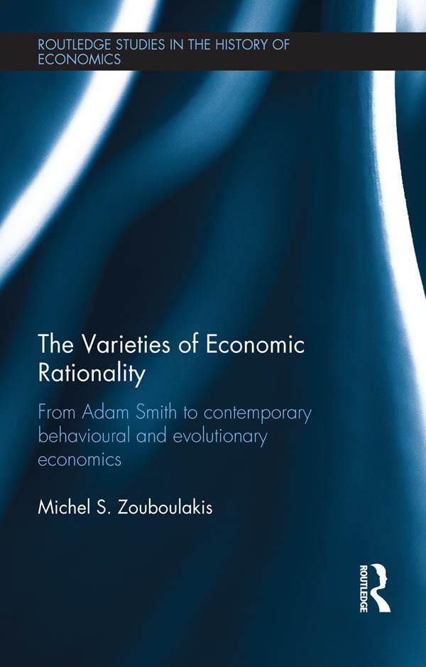 The Varieties of Economic Rationality als eBook pdf