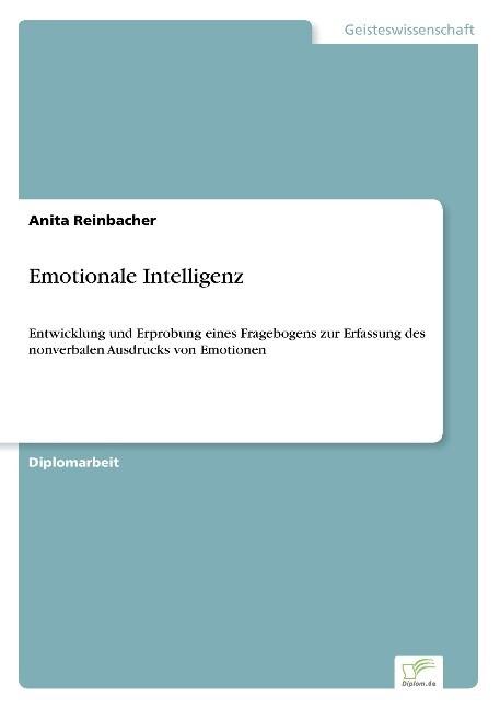 Emotionale Intelligenz als Buch von Anita Reinb...