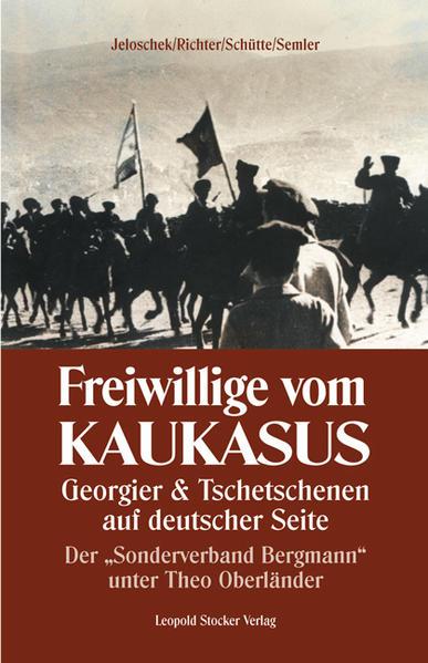 Freiwillige vom Kaukasus als Buch