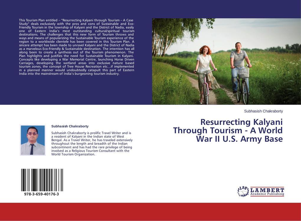 Resurrecting Kalyani Through Tourism - A World War II U.S. Army Base als Buch (gebunden)